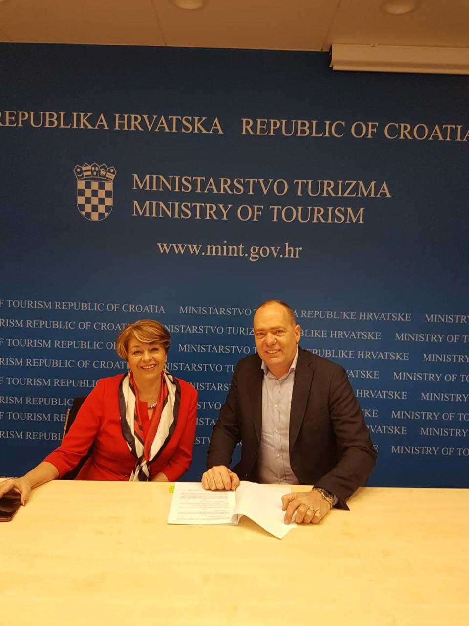 Potpisivanje Ugovora o sufinanciranju projekta Virtualna Vaga